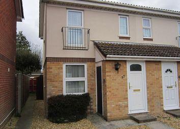 Thumbnail 1 bedroom property to rent in Honeysuckle Close, Gosport