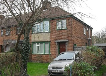 Thumbnail 1 bedroom semi-detached house to rent in Cherry Hinton Road, Cherry Hinton, Cambridge