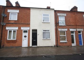Thumbnail 2 bed terraced house to rent in Beatrice Road, Newfoundpool, Leicester