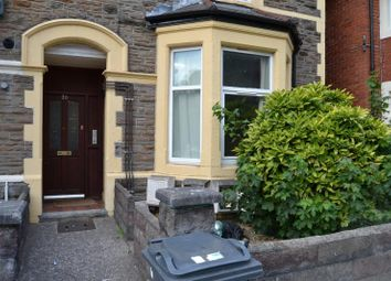 Thumbnail 1 bed flat to rent in 38, Miskin Street, Cathays, Cardiff, South Wales