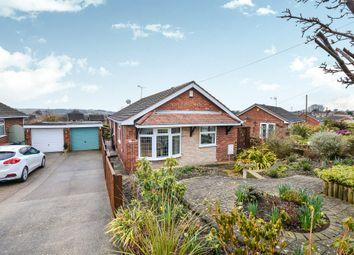 Thumbnail 2 bed detached bungalow for sale in Windsmoor Road, Brinsley, Nottingham