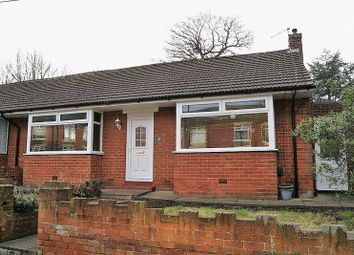Thumbnail 2 bed semi-detached bungalow for sale in Errington Terrace, Forest Hall, Newcastle Upon Tyne