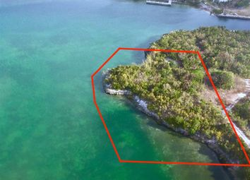Thumbnail Land for sale in Great Harbour Cay, The Bahamas