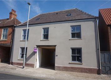 Thumbnail 3 bed terraced house for sale in Beckside, Beverley