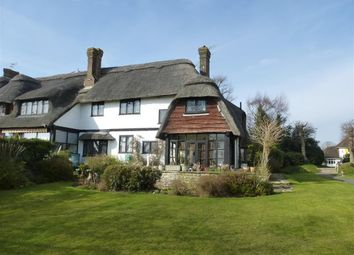 Thumbnail 3 bed cottage for sale in Highwoods Court, Pinewoods, Bexhill-On-Sea