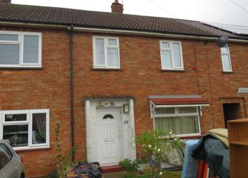 Thumbnail 3 bed terraced house for sale in Malvern Road, Peterborough