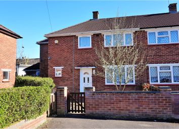 Thumbnail 4 bed semi-detached house for sale in Hare Shoots, Maidenhead