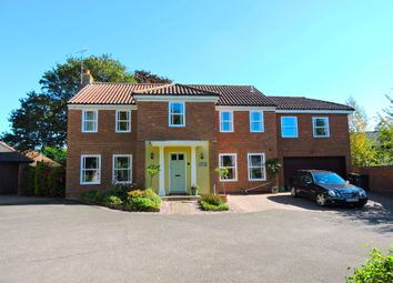 Thumbnail 6 bed detached house for sale in Chelmsford Road, Felsted