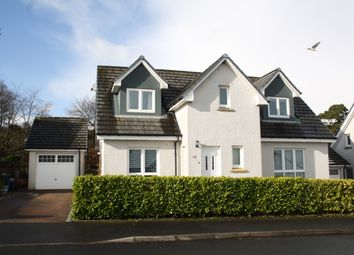 Thumbnail 4 bed detached house for sale in 10 Eastlands Park, Rothesay, Isle Of Bute