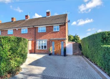 Thumbnail 3 bed property for sale in Hill Farm Avenue, Leavesden, Watford