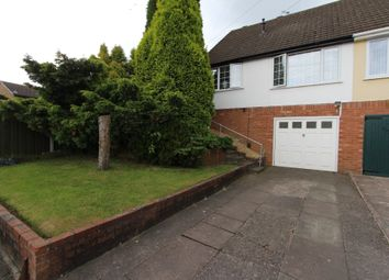 Thumbnail 4 bed semi-detached house for sale in Brookside Way, Wilnecote, Tamworth