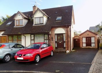 Thumbnail 3 bed semi-detached house to rent in The Brambles, Lisburn