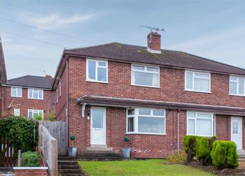 Thumbnail 3 bed semi-detached house for sale in Macaulay Avenue, Hereford
