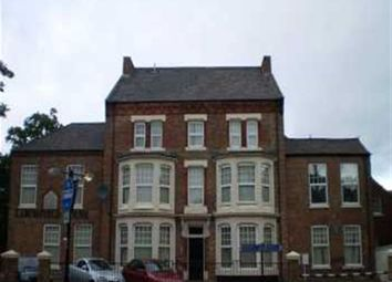 Thumbnail 1 bed flat to rent in Larchfield House, Coniscliffe Road, Darlington, County Durham