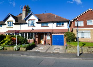 Thumbnail 5 bedroom semi-detached house for sale in Woodland Road, Northfield, Birmingham