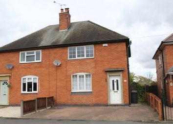 Thumbnail 3 bed semi-detached house to rent in Elms Road, Coton-In-The-Elms, Swadlincote
