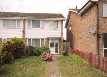 Thumbnail 3 bed semi-detached house for sale in Cherry Walk, Bedford