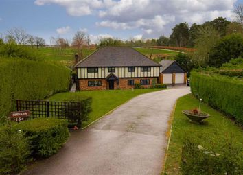 Thumbnail 5 bed detached house for sale in Lilley Drive, Tadworth, Surrey
