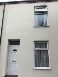 Thumbnail 2 bedroom terraced house for sale in Bowes Street, Blyth
