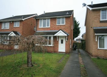 Thumbnail 3 bed detached house to rent in Melrose Drive, Crewe, Cheshire