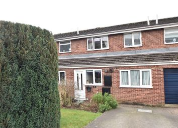 3 bed terraced house for sale in Bishops Avenue, Worcester, Worcestershire WR3