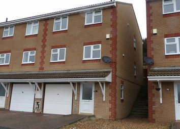 Thumbnail 3 bed property to rent in Badgers Close, Newhaven