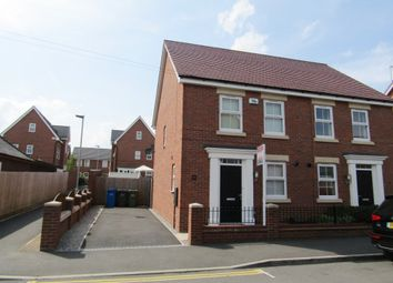 Thumbnail 3 bed semi-detached house to rent in St Margarets Drive, Saltergate