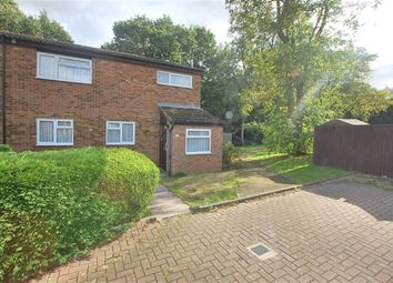 Thumbnail 3 bed end terrace house for sale in Balmoral Close, Bragbury End, Stevenage, Herts