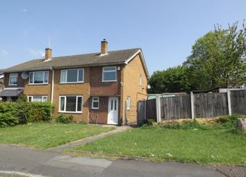 Thumbnail 3 bed semi-detached house for sale in Maidens Dale, Arnold, Nottingham, Nottinghamshire