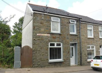 Thumbnail 3 bed end terrace house for sale in Cefnpennar Road, Cwmbach, Aberdare