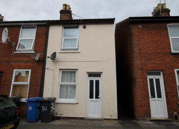 Thumbnail 2 bedroom property for sale in Pauline Street, Ipswich