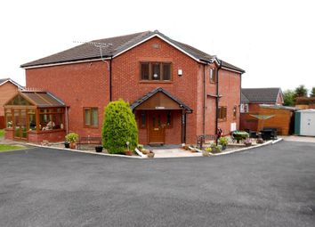 Thumbnail 4 bed detached house for sale in Stanley Road, Ponciau, Wrexham