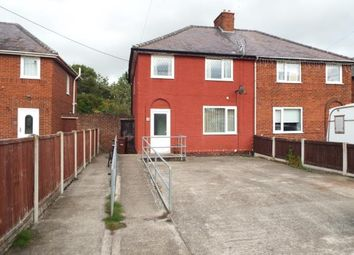 Thumbnail 3 bed semi-detached house for sale in Maes Owen, Mold, Flintshire