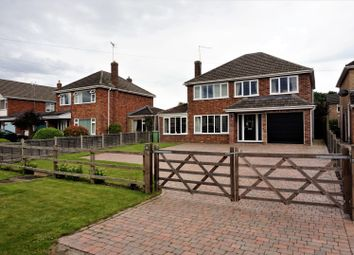 Thumbnail 4 bed detached house for sale in Horsegate, Deeping St James