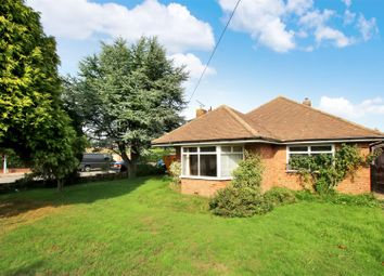 Thumbnail 3 bedroom detached bungalow for sale in Clive Avenue, Goring-By-Sea, Worthing