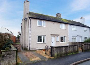 Thumbnail 3 bed semi-detached house for sale in North View, Aspatria, Wigton, Cumbria