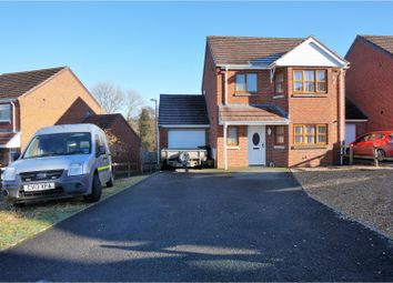 Thumbnail 3 bed link-detached house for sale in Clywedog Drive, Llandrindod Wells