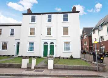 Thumbnail 1 bed maisonette for sale in Shirehampton House, St Davids Hill, Exeter