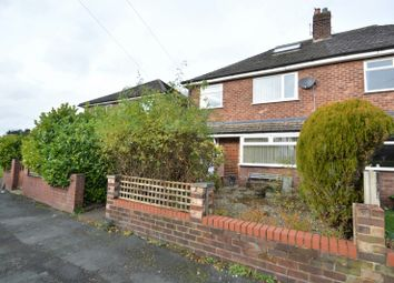 Thumbnail 4 bed semi-detached house for sale in Woodlands Drive, Knutsford