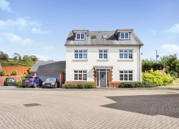 Thumbnail 6 bed detached house for sale in Vaughan Crescent, Swansea