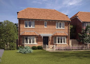 Thumbnail 4 bed detached house for sale in Hubbards Lane, Longfield