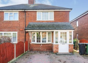 3 bed semi-detached house for sale in Marsh Lane, West Bromwich B71