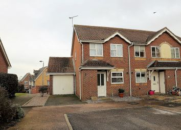 Thumbnail 2 bedroom end terrace house for sale in Kingfisher Drive, Dovercourt, Harwich
