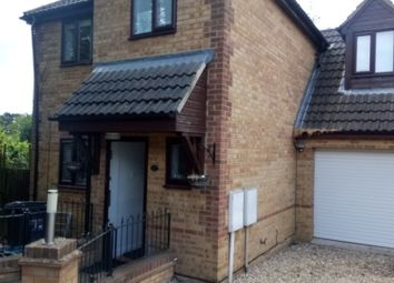 Thumbnail 4 bed detached house to rent in Partridge Close, Northampton