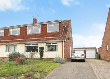 Thumbnail 3 bed semi-detached house for sale in Ruskin Drive, Warminster