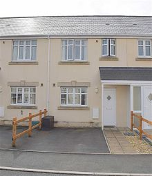 Thumbnail 3 bed terraced house for sale in Moors Road, Johnston, Haverfordwest