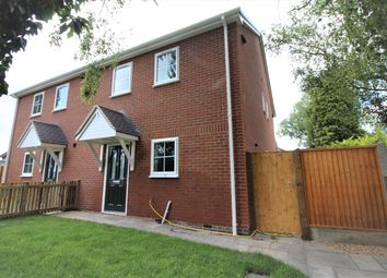 Thumbnail 3 bedroom semi-detached house for sale in Maws Lane, Kimberley, Nottingham