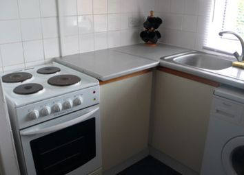 Thumbnail 1 bedroom flat to rent in Burton Road, Derby