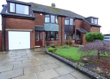 Thumbnail 3 bed semi-detached house for sale in Whinney Lane, Blackburn, Lancashire