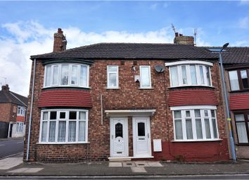 Thumbnail 3 bedroom terraced house for sale in Thornton Street, North Ormesby, Middlesbrough